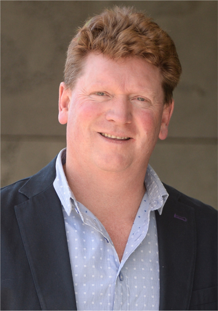 Brent Paterson   Managing Director